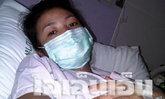 ปุ๋ย รุ่งทิวานอนซมไข้หวัด2009เล่นงาน
