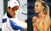 โนวัค ควงชาราโปวา ฉลุยเข้า 8 คน เทนนิสพาริบาส โอเพ่น