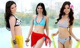 """สปอร์ตเกิร์ล ในชุดบีกินี่เหล่า """"Miss Grand Thailand"""""""