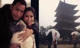 ป๊อก ควง ตั๊ก ฮันนีมูนหวานเจี๊ยบ!..ที่ญี่ปุ่น
