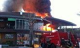 ไฟไหม้ห้างเดอะซีน ต้นเพลิงร้านบอย พีชเมกเกอร์