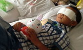 จักษุแพทย์เข้าช่วยเด็กชายที่ถูกควักดวงตา ด้วยการใส่ดวงตาอิเล็กทรอนิกส์ให้