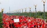 ย้อนรอย ถนนอักษะ พื้นที่ชุมนุมทางการเมืองแห่งใหม่ของประเทศไทย