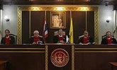 ศาลรัฐธรรมนูญ  พิจารณาคดี พ.ร.บ.กู้เงิน 2 ล้านล้านบาท ขัดรัฐธรรมนูญ