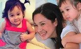 ภาพน่ารักลูกสาว แหม่ม คัทลียา สวยเหมือนแม่