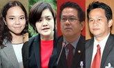 """คสช.นำ 5 สมาชิกเพื่อไทย """"วิม-จารุพรรณ-เดียร์-อนุสรณ์-จิรายุ"""" เข้าค่ายทหารสระบุรี"""
