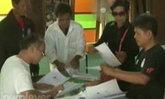 กลุ่ม นปช.หลายจังหวัดทยอยไปฝึกอบรมการ์ดอาสาที่โคราช