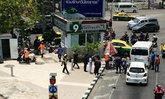 ชัชชาติ ตรวจจุดเกิดเหตุแท็กซี่ซิ่งนรกดับ 3 ศพ