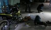 คนร้ายยิงสายตำรวจชลบุรีดับคาบ้านพัก