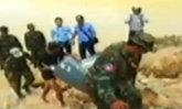 เฮลิคอปเตอร์ทหารกัมพูชาตก มีผู้เสียชีวิต 5 คน