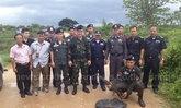 จนท.พบปืนอาก้าAKโผล่ใกล้ชายแดนไทย-พม่า