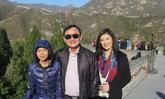ยิ่งลักษณ์FBควงทักษิณน้องไปป์เที่ยวกำแพงเมืองจีน