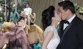 งานแต่งดอน ธีระธาดา เผยไม่ใช่ช้างเผือกแต่เป็นช้างชมพู