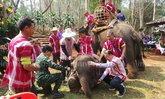 ตากจัดสงกรานต์ช้างกับชนเผ่าชายแดนไทย-พม่า