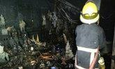 ไฟไหม้ห้องพระบ้านชวลิตยงใจยุทธย่านงามวงศ์วาน-ไร้เจ็บ