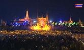 พสกนิกรจุดเทียนชัยถวายพระพรในหลวง 5 ธันวาคม