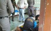 ลำปางรวบหนุ่มชาวพม่าฆ่าปาดคอสาวทอม