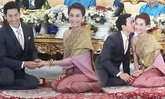 งานแต่งโบ นางเอกช่อง 7 เจ้าบ่าว เอก เด็กวัด 100 ล้าน ยกขันหมากสู่ขอแล้ว