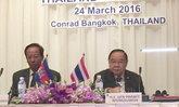 ประวิตร ร่วมประชุมคกก.ชายแดนไทย-กัมพูชา