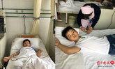 สุดกตัญญู ลูก 8 ขวบ ปลูกถ่ายไขกระดูกให้พ่อป่วยลูคีเมีย