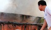ไฟไหม้ร้านค้าของเก่าปราจีนบุรีสูญกว่า3ล้าน