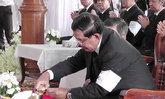 สมเด็จฮุนเซนปธ.พิธีปลงศพใส่ภูทองจ.ตราด