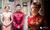 รักไร้พรมแดน หนุ่มจีนจูงมือสาวยูเครนเข้าพิธีวิวาห์แบบจีน