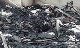 ไฟไหม้บ้านอดีตผู้ใหญ่บ้านด่านช้างดับ2ศพ