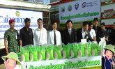 อ่างทองขายข้าวให้กระทรวงมหาดไทย600ถุง