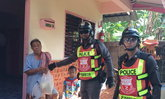 ตำรวจนครบาลช่วยขายเพิ่มรายได้ให้ชาวนาไทย
