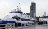 เรือเฟอร์รี่พัทยา-หัวหินเปิดให้บริการแล้ววันแรก