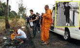 สุดเศร้า! แม่นิสิตแพทย์จุฬาฯ ทำพิธีเชิญวิญญาณลูกกลับบ้าน จุดรถชนไฟคลอก 25 ศพ