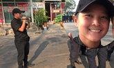 ดูชัดๆ น้องตุ๊กตา จนท.DSIถูกพระปัดกล้อง ยืนยันเป็นผู้หญิง