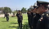 ผบ.ทบ.ตรวจแถวกองทหารเกียรติยศถวายสักการะร.7