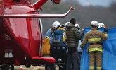 เฮลิคอปเตอร์กู้ภัยญี่ปุ่นตก เสียชีวิต 3 สูญหายอีก 4