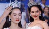 โม จิรัชยา มิสทิฟฟานี่ คว้ามงกุฎเวที Miss International Queen 2016