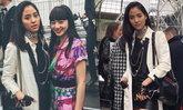 """เริ่ดมาก! """"ลูกหนัง"""" ลูกสาวตั้ว ศรัณยู โกอินเตอร์ไป Paris Fashion Week"""