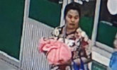 โจรสาวแสบทำทีตีสนิทพ่อแม่ ฉกทารกอายุ 4 วันหายจากรพ.