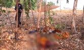 ไล่ล่าโจรใจบาป! ฆ่าชิงทรัพย์พระธุดงค์ในป่ายูคาฯ คาด เป็นฝีมือวัยรุ่นในหมู่บ้าน