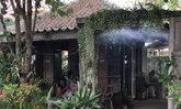 ร้านกาแฟลพบุรีทำระบบน้ำสร้างความเย็นช่วงหน้าร้อน
