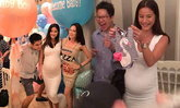 ปาร์ตี้ Baby Shower น้ำฝน กุลณัฐ เฉลยเพศลูกแล้ว
