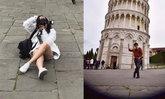 แป้ง อรจิรา ทุ่มเทมาก นอนถ่ายรูปเป็นตากล้องให้แหนม