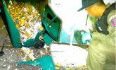คืบหน้าระเบิดหน้ากองสลาก  ตร.ชี้เป็นระเบิดปิงปอง มีผู้บาดเจ็บเล็กน้อย 2 ราย