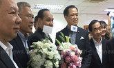 พรรคภูมิใจไทยจัดพิธีทำบุญครบวันเกิดปีที่9