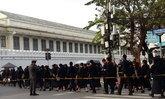 สุมทรปราการ-กาญจนบุรี-กระบี่คิวกราบพระบรมศพ