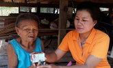 พบยายหนองคายอายุ103ปีกินผัก-น้ำพริกประจำ