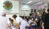 หามเด็ก20คนดื่มนมโรงเรียนท้องเสียส่งรพ.ธัญบุรีวุ่น