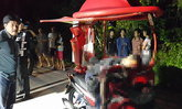 อุกอาจบุกยิงหนุ่มใหญ่ขายไอศกรีมดับที่ชุมพร