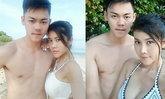 ทะเลเดือด! ปิ๋ม ซีโฟร์ สวีตแฟนหนุ่มรุ่นน้อง อายุห่างกัน 22 ปี