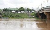ฝนหนักทำระดับแม่น้ำน่านผ่านเมืองพิษณุโลกเพิ่มขึ้น